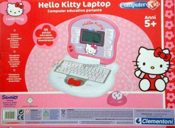 computerbambineclementoni