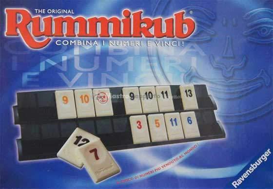 Come si gioca a rummikub regolamento italiano gioco di - Miglior gioco da tavolo ...