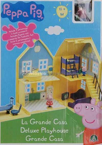 Peppa pig la grande casa giochi preziosi prezzo e dove - Giochi di decorazione della casa ...