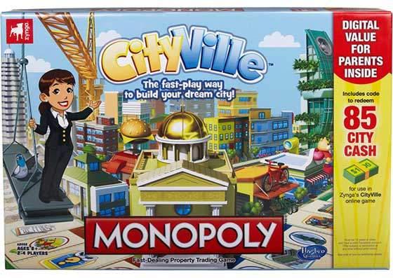 monopolycityvilleprezzo