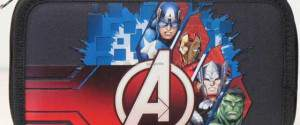 Astuccio scuola Avengers: prezzo e dove comprare online