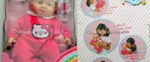Bambola Sbrodolina ballerina e Simba Hello Kitty: prezzi online