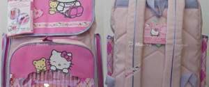 Zaino Hello Kitty: ecco le cartelle per iniziare l'anno scolastico