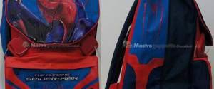 Zaino e astuccio scuola Amazing Spider Man uomo ragno: prezzo e dove comprare