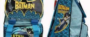 Zaino scuola di Batman: prezzo e dove comprarlo online
