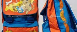 Zaino scuola e astuccio Scooby Doo