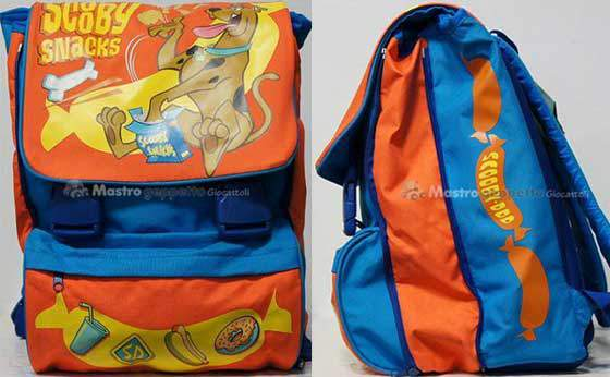 a27fdce05e Zaino scuola e astuccio Scooby Doo prezzo vendita shop online