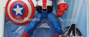 Giocattoli Avengers: Wolverine e Capitan America
