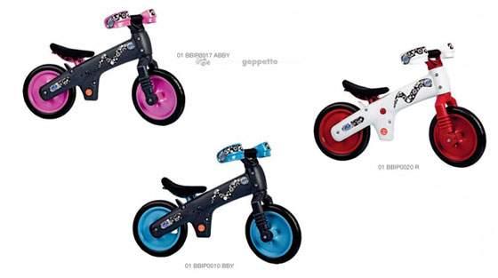 Bicicletta Senza Pedali Chicco