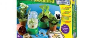 Esperimenti di Botanica Clementoni: Scienza & Gioco