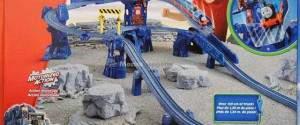 Thomas & Friends Trackmaster: trenini elettrici e piste Fisher Price