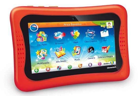 Il mio primo clempad plus prezzo caratteristiche for Regali bambino 8 anni