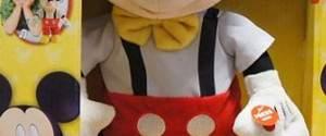 Peluche pupazzo Topolino Canta e Balla Mickey Mouse Clubhouse GiG