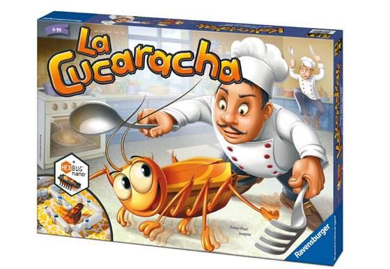 La cucaracha ravensburger prezzo dove comprare e video - Cranium gioco da tavolo prezzo ...