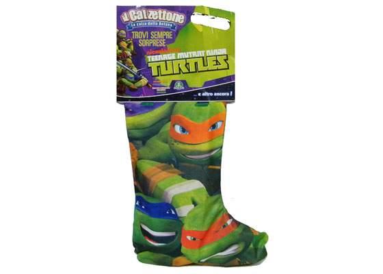Il calzettone tmnt tartarughe ninja prezzo e dove comprare for Prezzo tartarughe