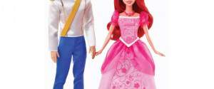 Ariel & Eric Un Giorno Romantico (Y0939)