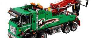 Camion da lavoro Lego Technic (42008): prezzo e dove comprare