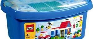 Lego Mattoncini: colorati, tegole, secchiello e confenzioni per tutti i gusti