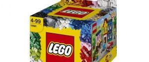 Cubo Costruzioni Creative – Lego Mattoncini (10681)