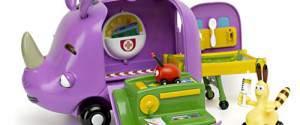 Lampo ambulanza Famosa Disney 700010415 Jungle Junction
