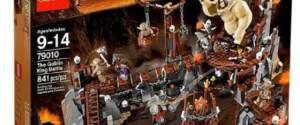La battaglia del Re dei Goblin – Lego Il Signore degli Anelli/Hobbit (79010)
