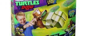 Guanto Lancia Dischi Ninja Turtles
