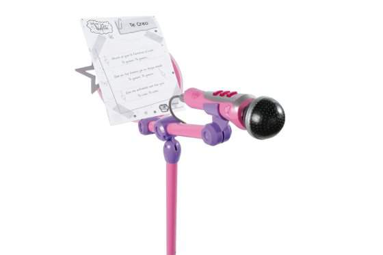microfonovioletta