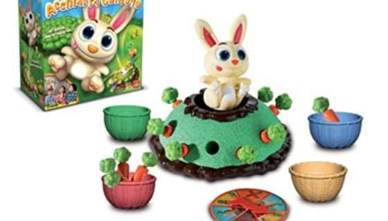 Giocattoli strani e divertenti for Acchiappa il coniglio