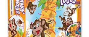 Salva le scimmie (52563): nuovo gioco in scatola di Mattel