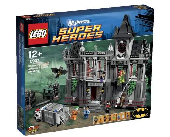 LEGO Super Eroi batman