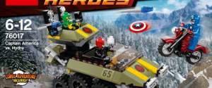 Lego Super Heroes: quali modelli comprare online?