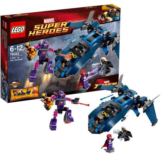lego heroes x-men sentinella