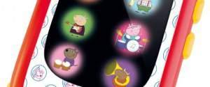 Primo Smartphone Peppa Pig: prezzo e dove comprare il cellulare giocattolo