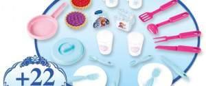 Disney Frozen cucina con accessori
