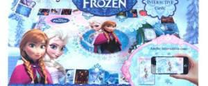 Frozen il Gioco da Tavolo Disney