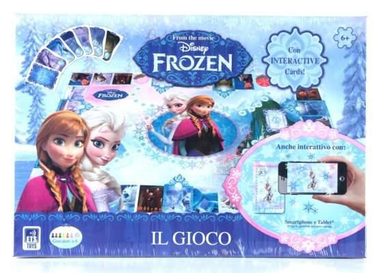 Frozen il gioco da tavolo disney prezzo offerte vendita online - Metropoli gioco da tavolo prezzo ...