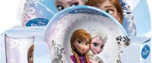 Disney Frozen mini cucina in valigetta per il pranzo