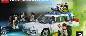 Lego Ghostbusters Ecto-1 – Lego Ideas