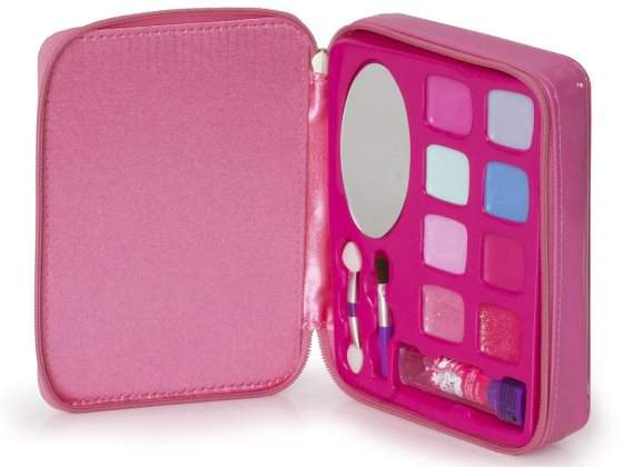 trousse make up violetta