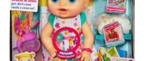 Bambola Baby Alive Bimba Vera di Hasbro
