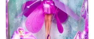 Flutterbye Flying Fairy Spin Master