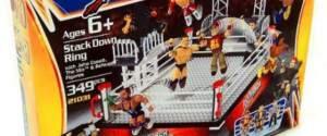 WWE Stack Down Ring Universe Giochi Preziosi