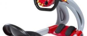 Cars 2 V8 Driver Smoby: postazione da guida sportiva