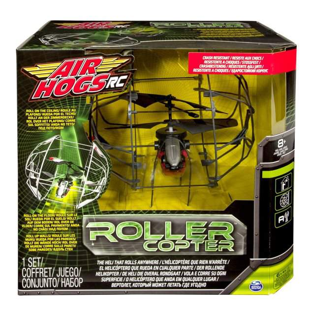 Elicottero Rollercopter SpinMaster