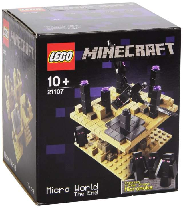 Minecraft Micro World – Lego Minecraft