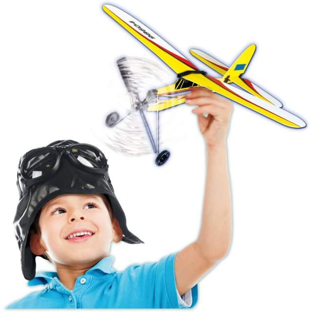creare aeroplani fai da te