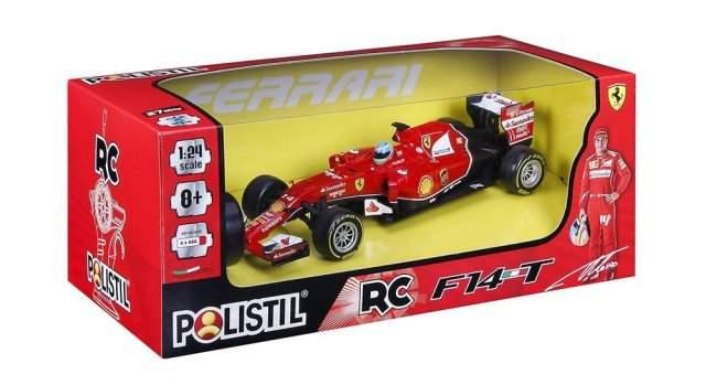 Ferrari F14-T Radiocomando 2014 1:14 Carrera