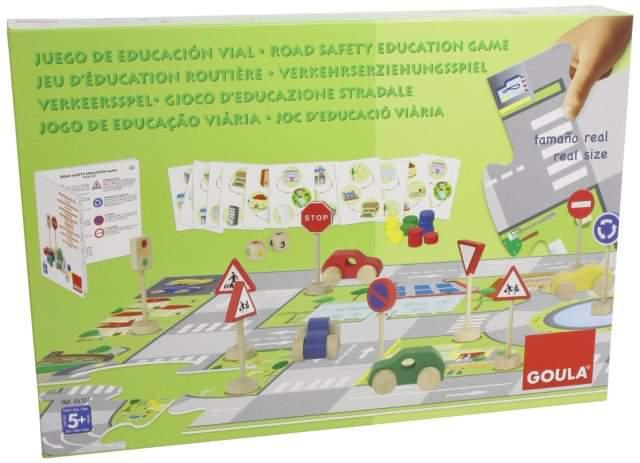 Gioco del codice stradale di Goula