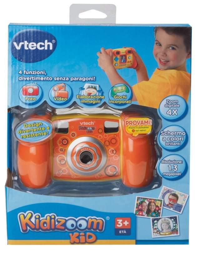 Macchina Fotografica Kidizoom Orange di Hasbro