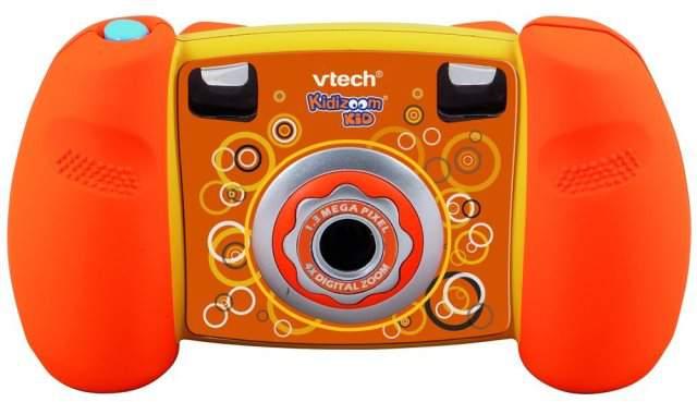 macchina kidizoom orange